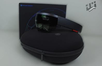 Photo of شاهدوا فتح علبة مايكروسوفت هولو لنس (Microsoft Holo Lens) مع كامل مميزاتها لأول مرة في الشرق الأوسط!