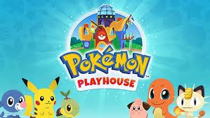 تعرفوا معنا علي لعبة (Pokémon Playhouse) الجديدة الموجهة للأطفال!!