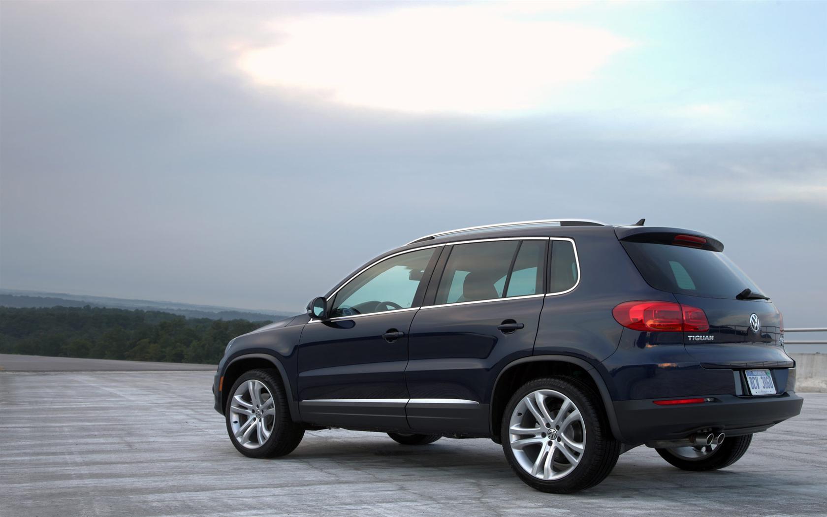 تيجوان فولكس واجن Volkswagen.. سيارة العائلات الصغيرة