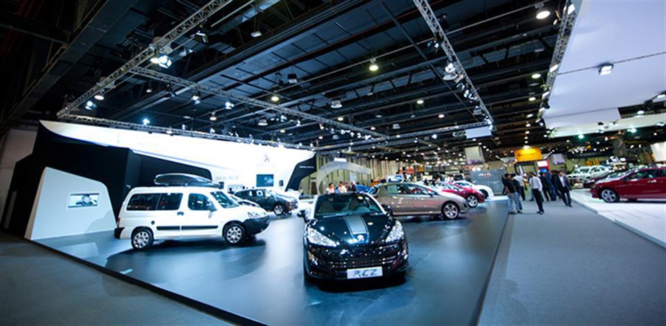 (تغطية) – اليوم .. افتتاح الفاعلية الأكبر لمعرض دبي للسيارات