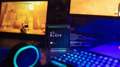 Photo of ويسترن ديجيتال تقدم تصوراً جديداً لتجارب الألعاب المتقدمة مع مجموعتها الجديدة والموسعة WD_BLACK
